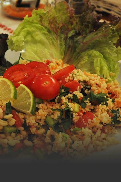 der G'sunde Salat